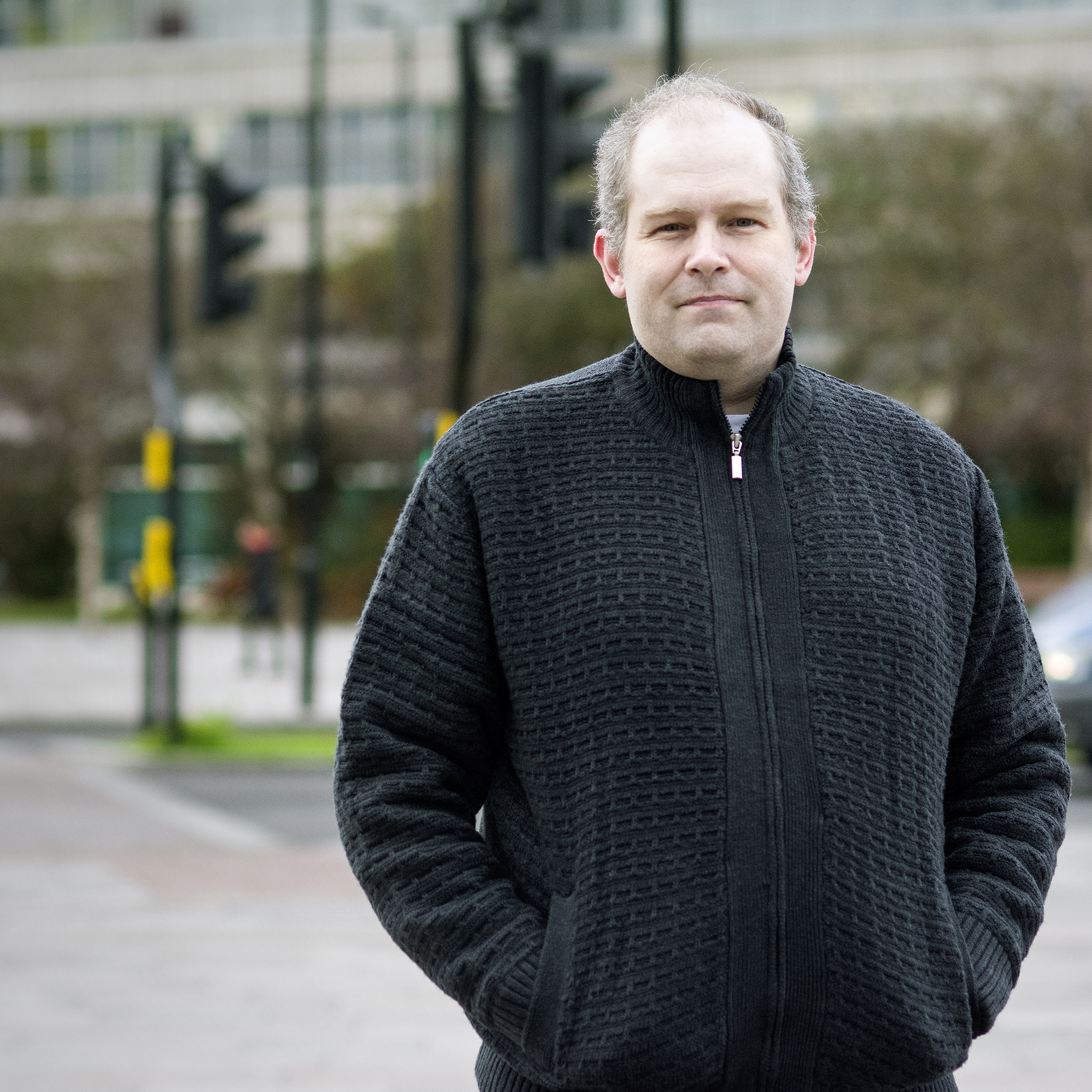 Denis Champion-Walker is the Green Party candidate for Victoria.